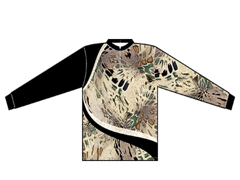 High Country Prym1 camo pattern apparel
