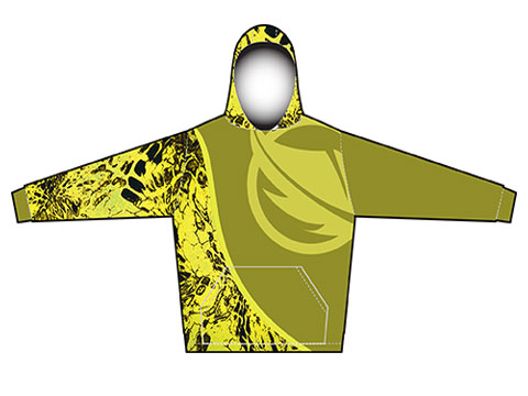 Voltage Prym1 camo pattern apparel