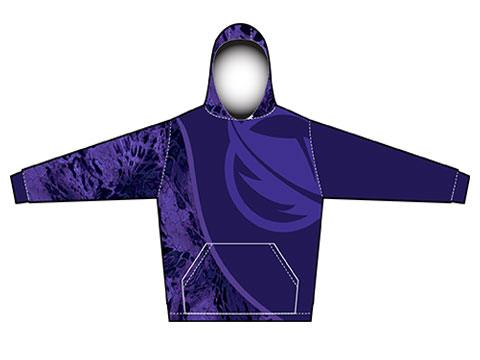 Wild Cat Purple Prym1 camo pattern apparel