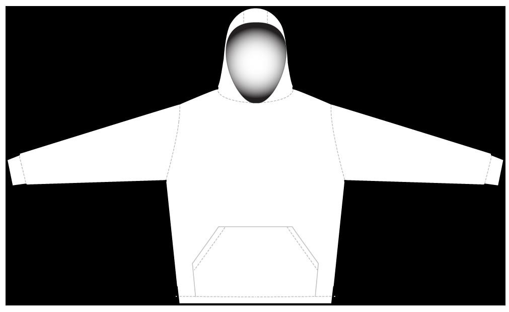 2736 pullover hoodie