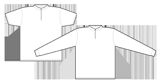 2955 short sleeve and long sleeve