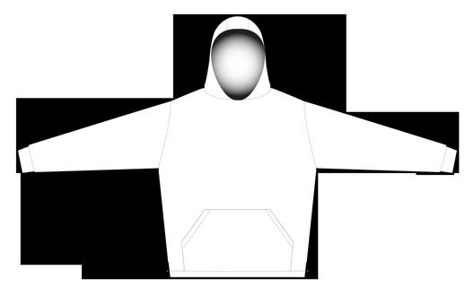2958 pullover hoodie